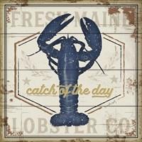 Fresh Maine Lobster Co. Fine-Art Print