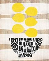 Bowl of Lemons Fine-Art Print