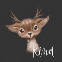 Kind Deer Fine-Art Print