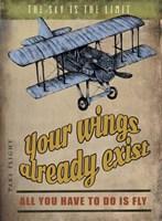 Spread Wings Fine-Art Print