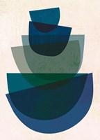 Blue Bowls Fine-Art Print