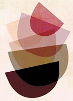 Red Bowls Fine-Art Print