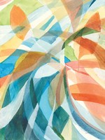 Colorful Abstract I Fine-Art Print