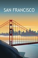 San Francisco II Fine-Art Print