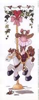 Carousel Horse Fine-Art Print