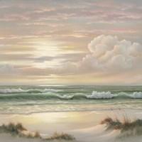Coastal Dusk II Fine-Art Print