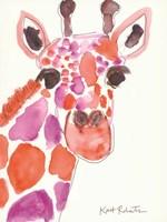 A Giraffe Named Liz Fine-Art Print