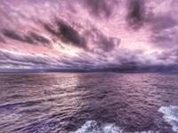 Shades of Purple Sunset Fine-Art Print