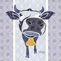 Bluebell the Cow Fine-Art Print