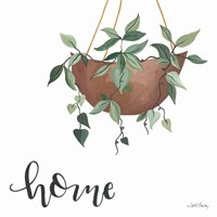 Home Is Where Your Plants Are Fine-Art Print