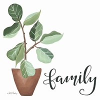 Plant Family Fine-Art Print