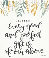 Every Good and Perfect Gift Fine-Art Print