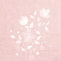 Pink Flower Bunch II Fine-Art Print