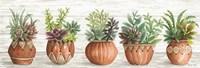 Terracotta Pots I Fine-Art Print
