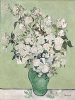 Vase in Green Fine-Art Print