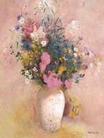 Parisian Floral Fine-Art Print
