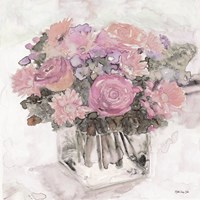 Bouquet in Glass Fine-Art Print