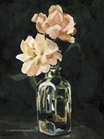 Dark Rose Arrangement II Fine-Art Print