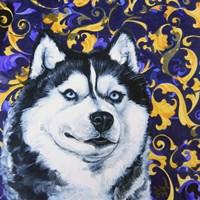 Playful Pup IV Fine-Art Print