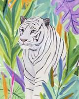 Tropic Tiger I Fine-Art Print