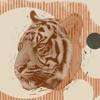 Pop Art Tiger II Fine-Art Print