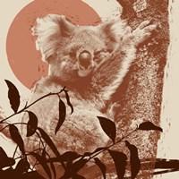 Pop Art Koala I Fine-Art Print