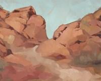 Red Rocks View I Fine-Art Print