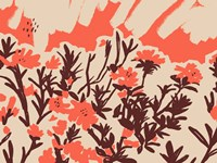 Red Rhododendron I Fine-Art Print
