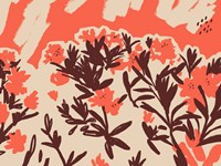 Red Rhododendron II Fine-Art Print