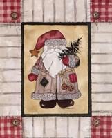 Santa II Fine-Art Print