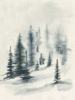 Misty Winter II Fine-Art Print