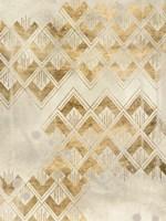 Deco Pattern in Cream II Fine-Art Print