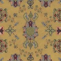Ochre Tapestry II Fine-Art Print