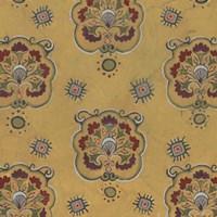 Ochre Tapestry IV Fine-Art Print