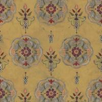 Ochre Tapestry VI Fine-Art Print