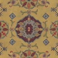 Ochre Tapestry VIII Fine-Art Print