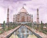 Dreaming of India II Fine-Art Print