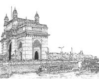 India in Black & White I Fine-Art Print