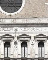 Venetian Facade Photos I Fine-Art Print
