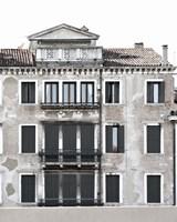 Venetian Facade Photos II Fine-Art Print