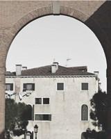 Venetian Facade Photos III Fine-Art Print