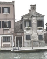 Venetian Facade Photos V Fine-Art Print
