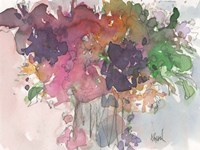 Floral Charm I Fine-Art Print