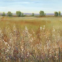 Abundance of Wildflowers I Fine-Art Print