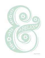 Relax Mint Fine-Art Print
