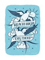 Reach High Fine-Art Print