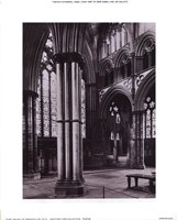 Lincoln Cathedral Angel Choir 1895 Fine-Art Print