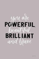 You Are Powerful Fine-Art Print