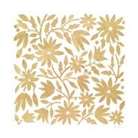 Otomi Floral Elegance I Fine-Art Print