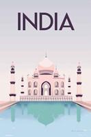 India Fine-Art Print